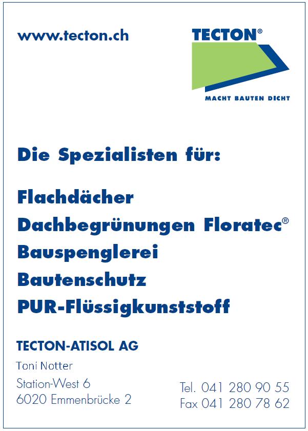 TECTON-ATISOL AG